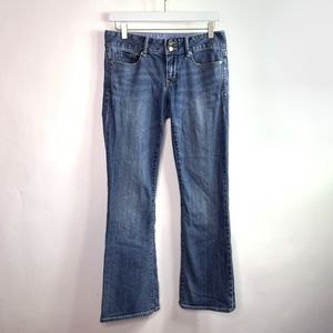 Gap 1969 27 / 4p Perfect Boot Jeans Light Bootcut